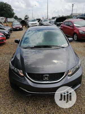 Honda Civic Sedan EX 2013 Gray | Cars for sale in Abuja (FCT) State, Gwarinpa