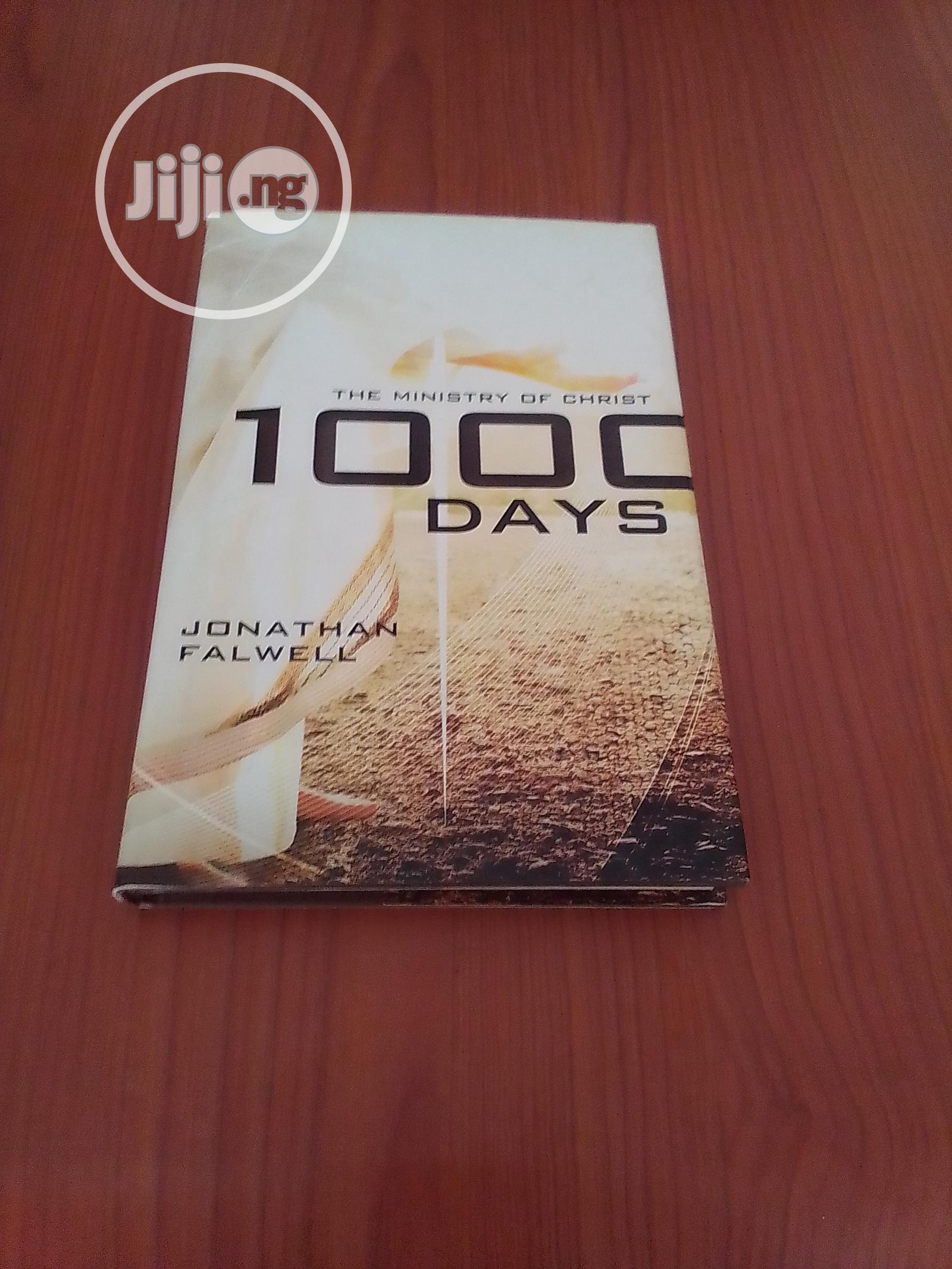 Archive: 1000 Days: The Ministry Of Christ