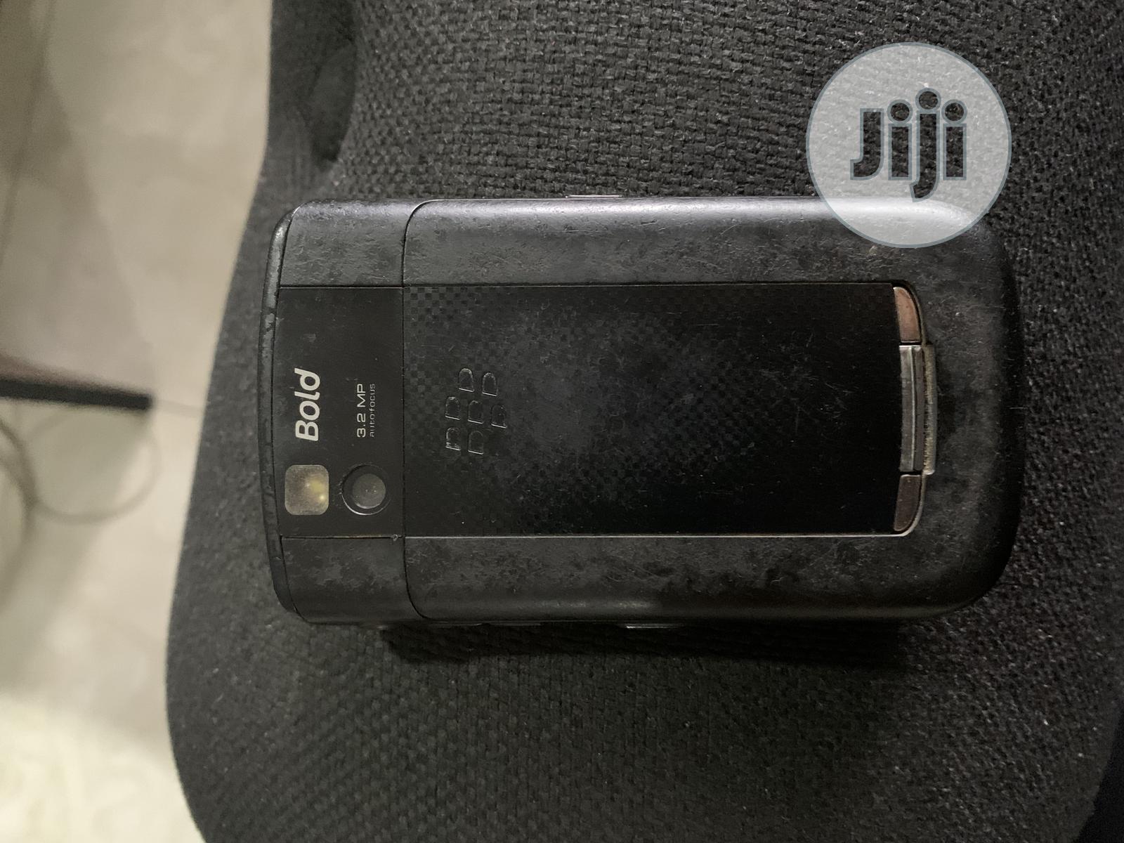 BlackBerry Bold 9650 Black | Mobile Phones for sale in Ajah, Lagos State, Nigeria