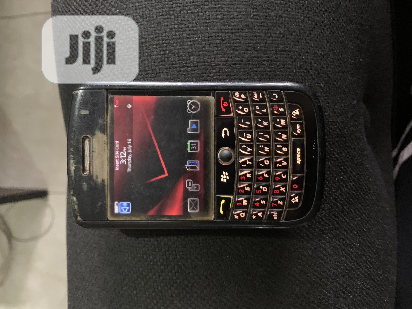 BlackBerry Bold 9650 Black