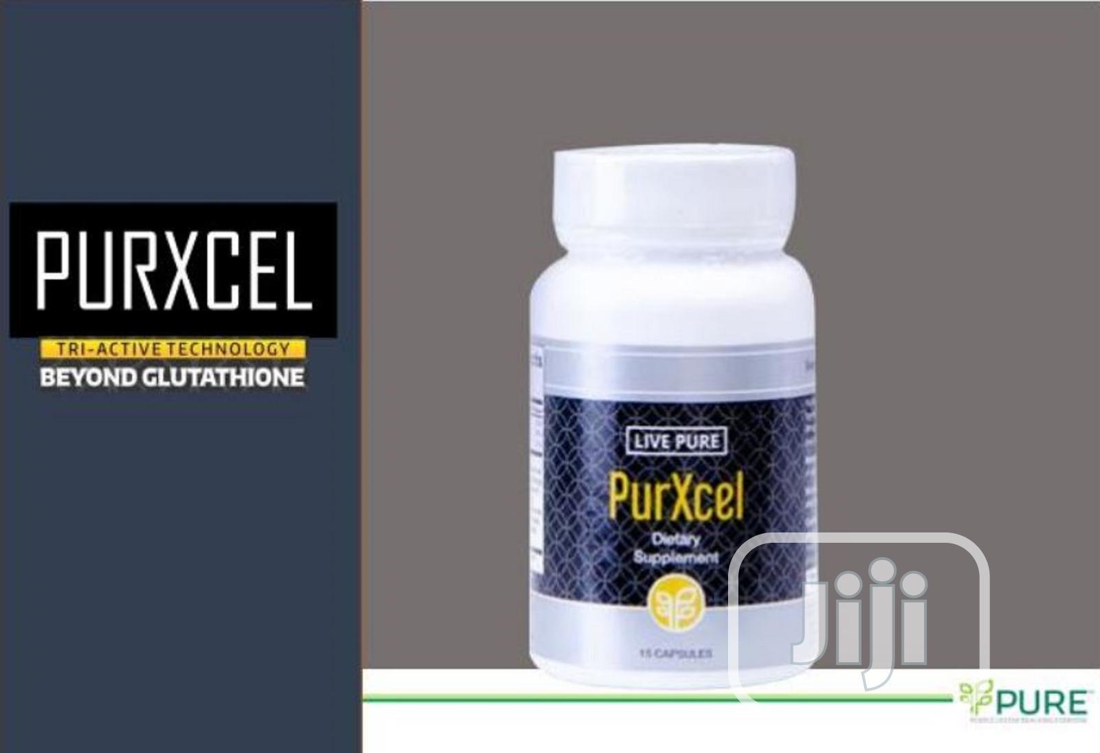 PURXCEL- Glutathione Master All-Round Health Improvements.