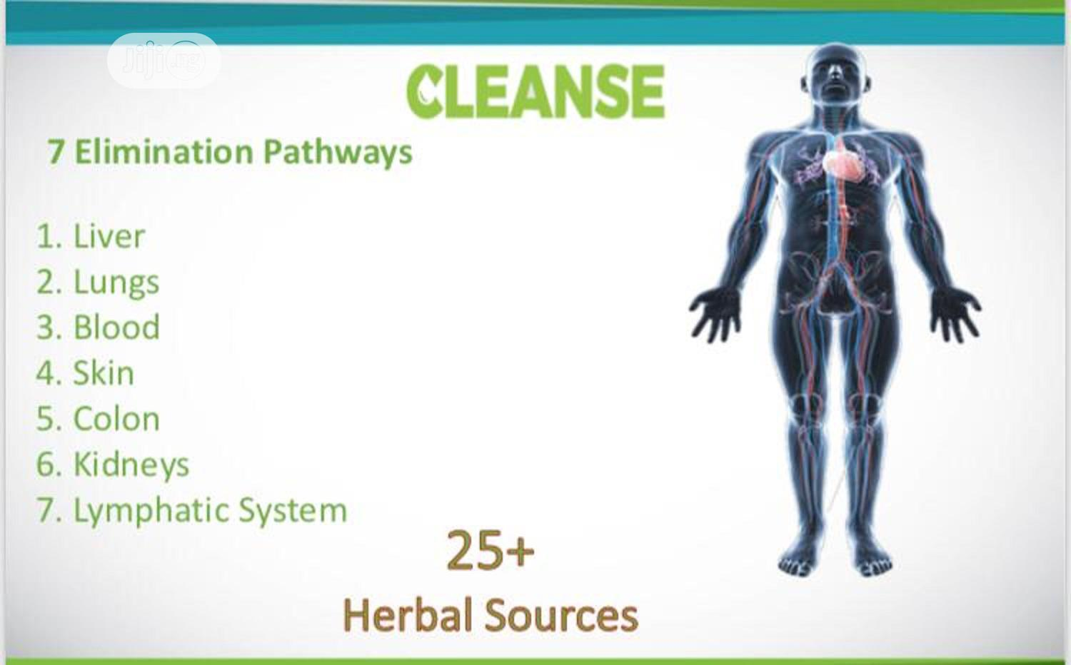 Cleanse - Full Body Detox. Get Rid of Everything Unwanted. | Vitamins & Supplements for sale in Ojodu, Lagos State, Nigeria