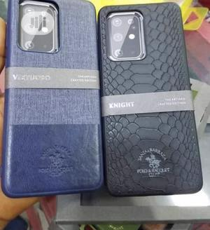 Polo Leather Case for Samsung S20 Ultra   Accessories for Mobile Phones & Tablets for sale in Lagos State, Ikeja