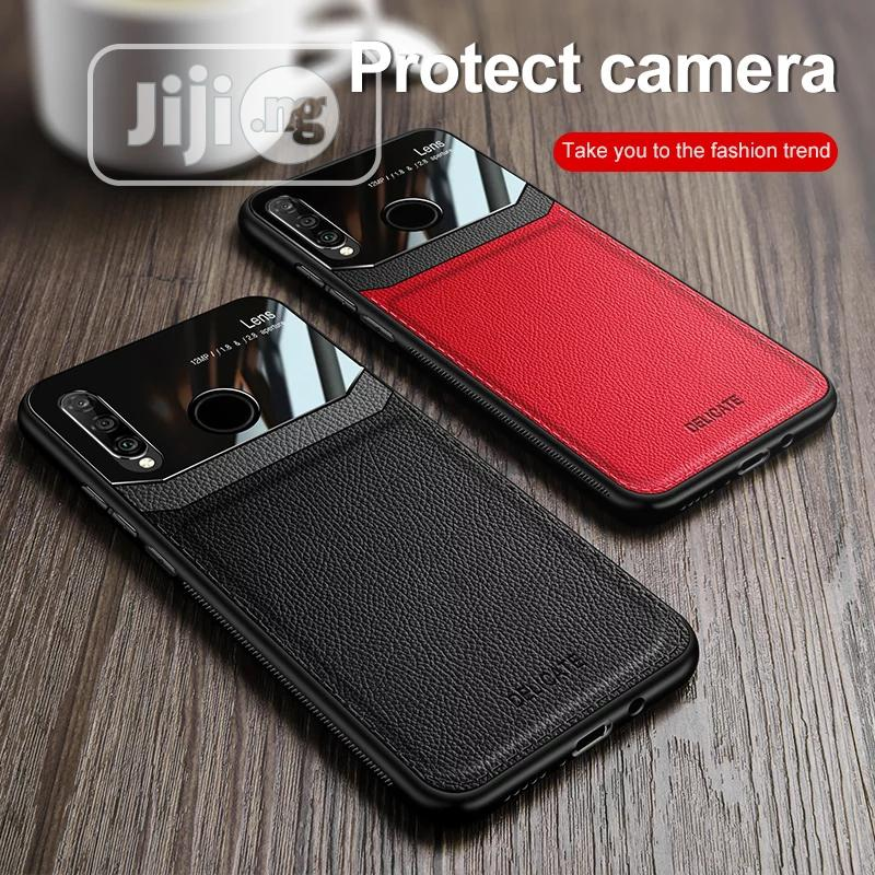 HUAWEI /SAMSUNG iPhone Leather Silicon Shockproof Case.