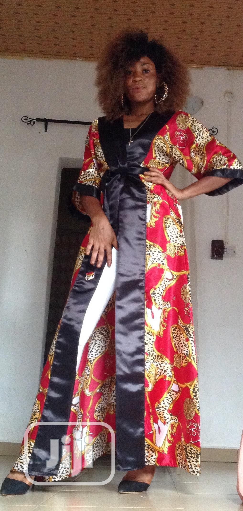 Archive: Kimono Jackets And Easy Wear Gowns For As Cheap