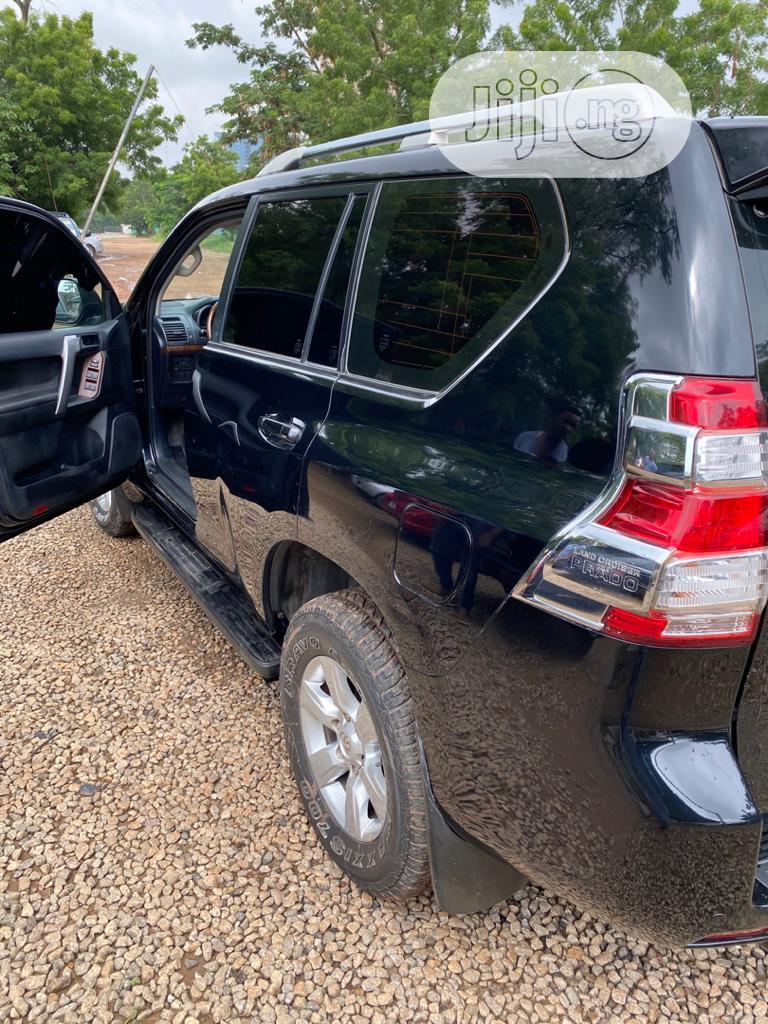 Toyota Land Cruiser Prado 2015 Black | Cars for sale in Katampe, Abuja (FCT) State, Nigeria