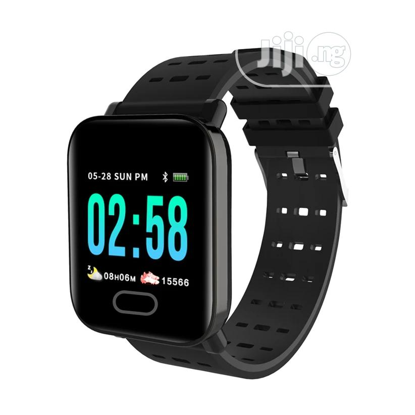Archive: Bluetooth Blood Pressure Monitor Fitness Tracker Smart Watch
