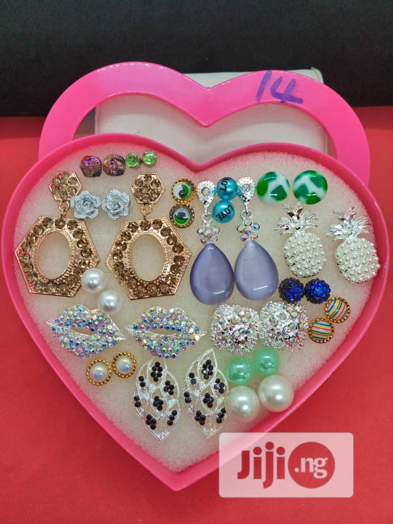 Archive: Jewelries Love Box