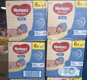 Huggies Wipes - 1 Carton | Baby & Child Care for sale in Lagos State, Lagos Island (Eko)