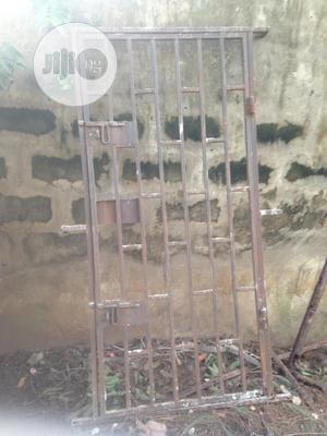 Pipe Iron Burglary Door 2mx1m   Doors for sale in Lagos State, Alimosho