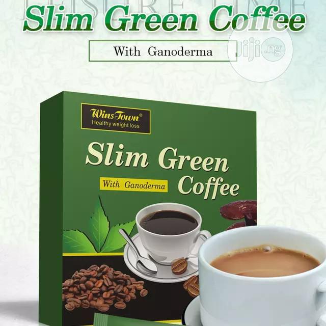Slim Green Coffee