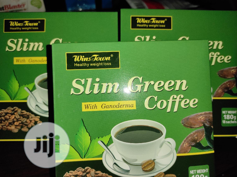 Slim Green Coffee | Vitamins & Supplements for sale in Amuwo-Odofin, Lagos State, Nigeria