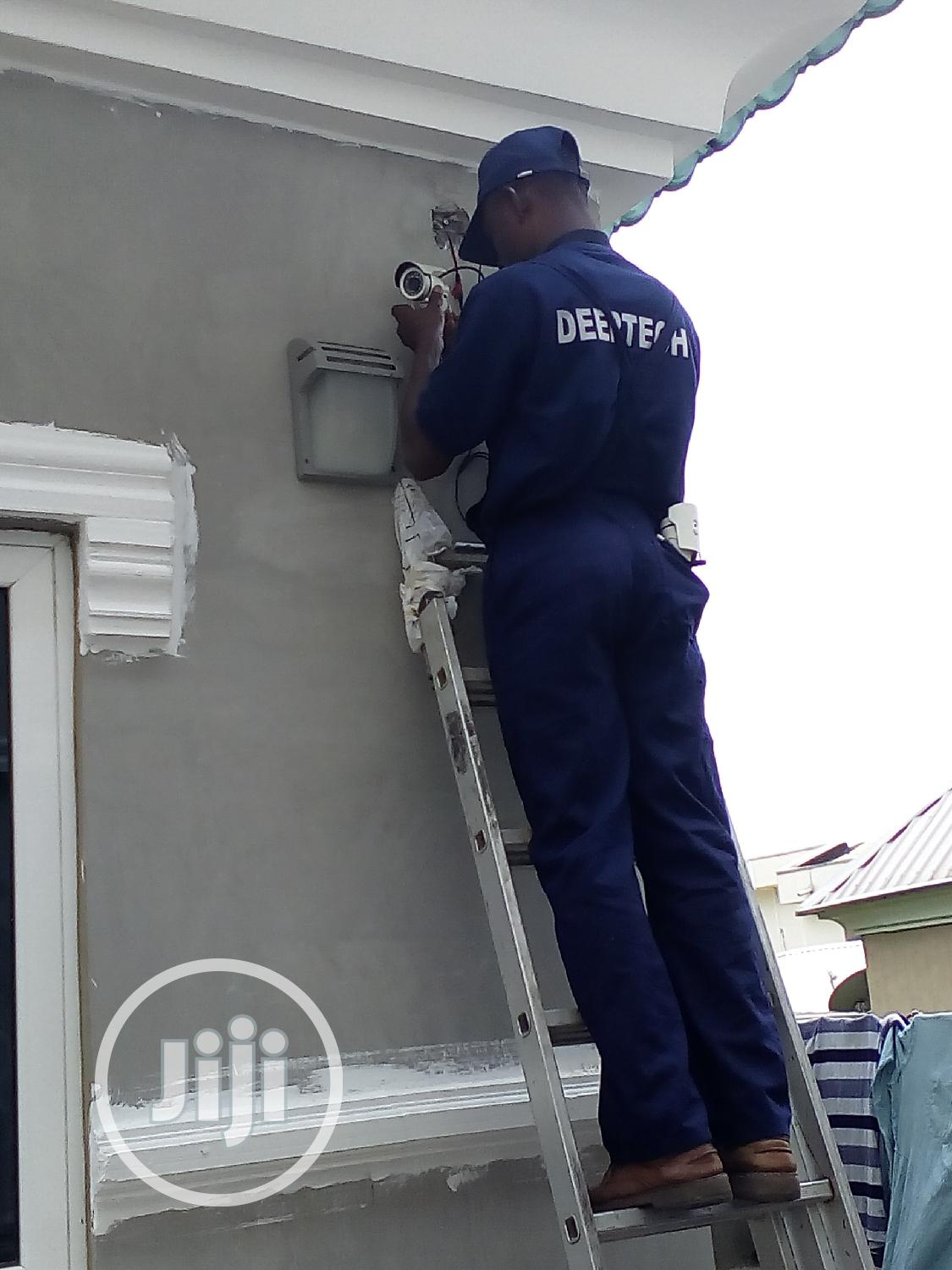 Cctv -Solar Inverter Installation and Maintemance