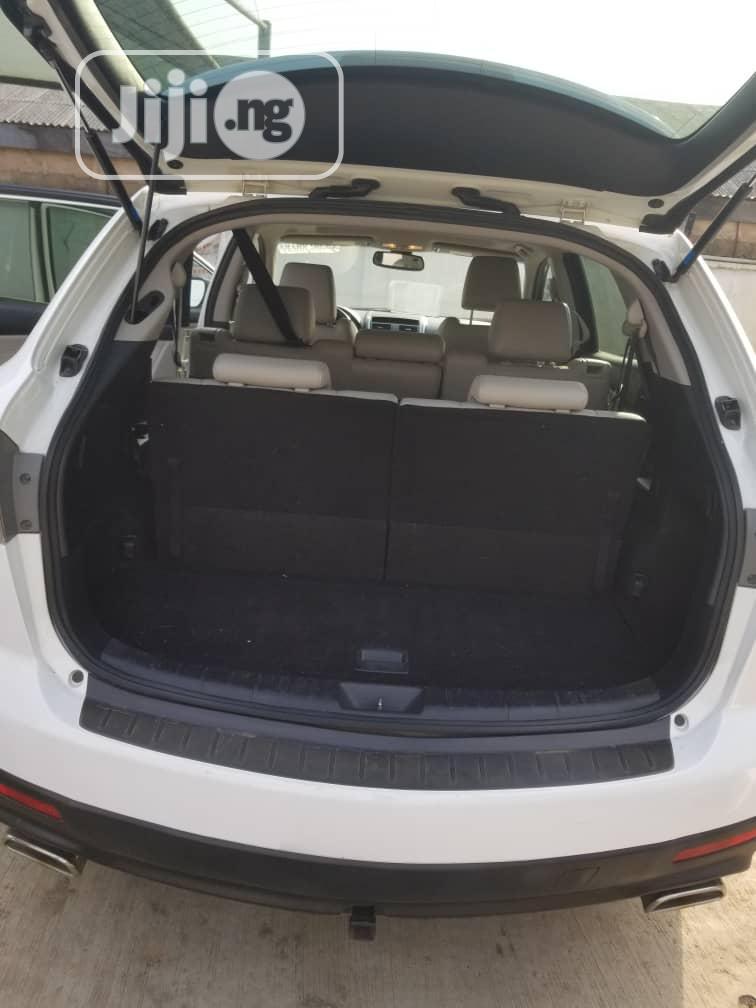 Archive: Mazda CX-9 2009 White