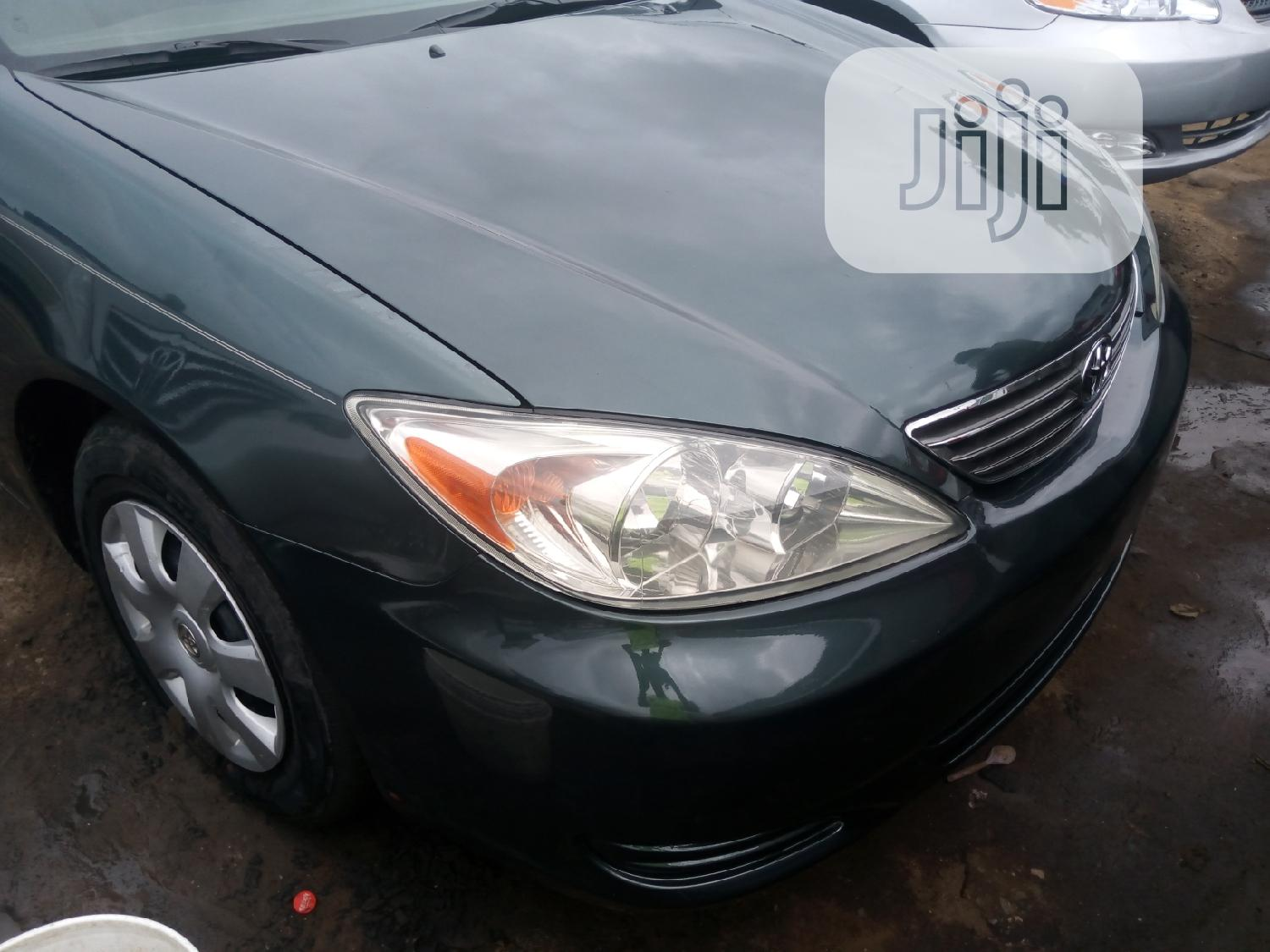 Toyota Camry 2004 Green | Cars for sale in Apapa, Lagos State, Nigeria
