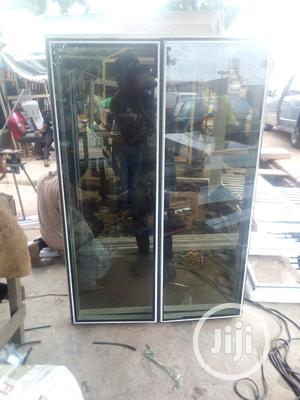 Aluminum Frame Less Window | Windows for sale in Lagos State, Agege