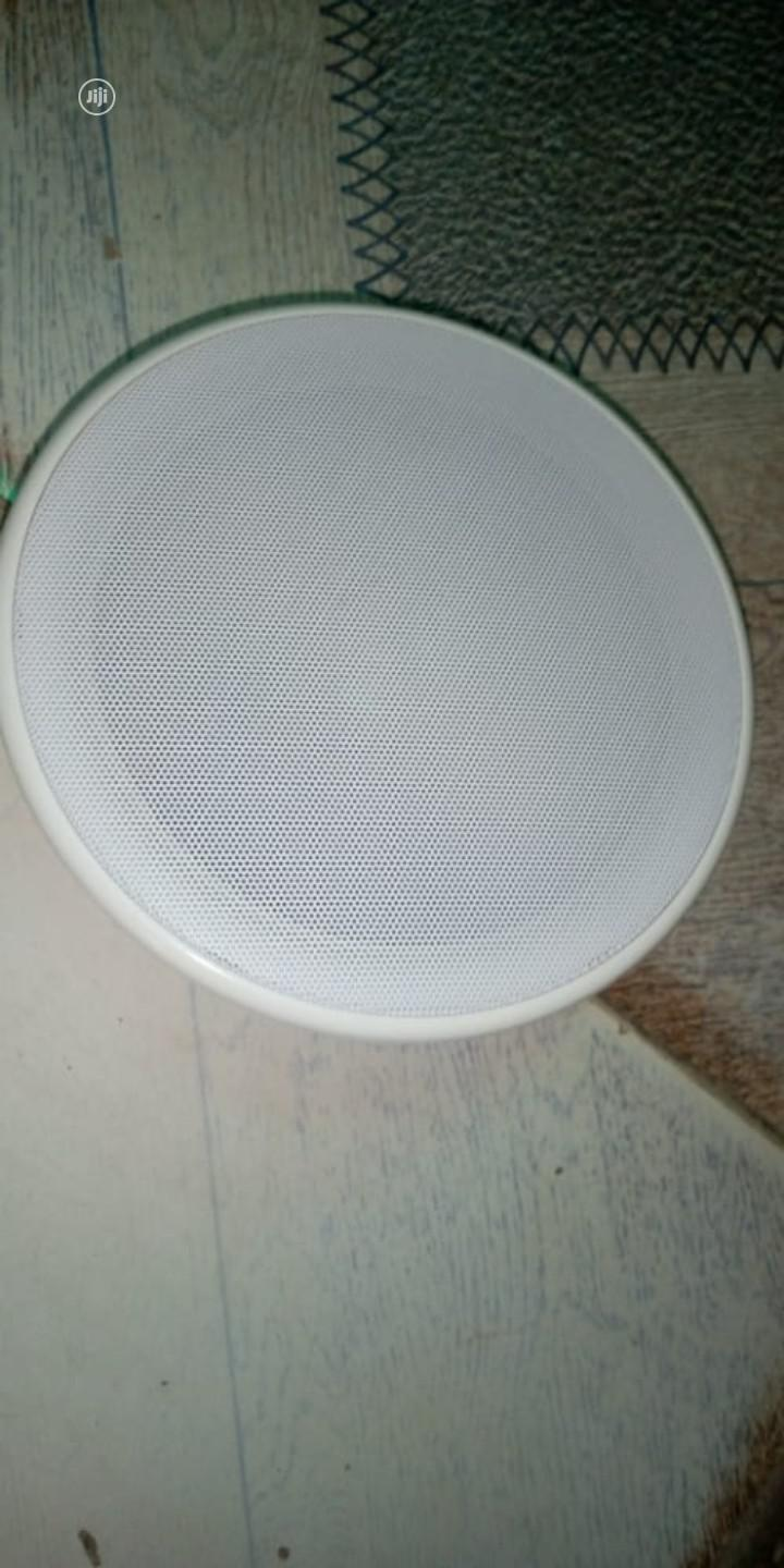 6'' Promic Ceiling Speaker | Audio & Music Equipment for sale in Ojo, Lagos State, Nigeria