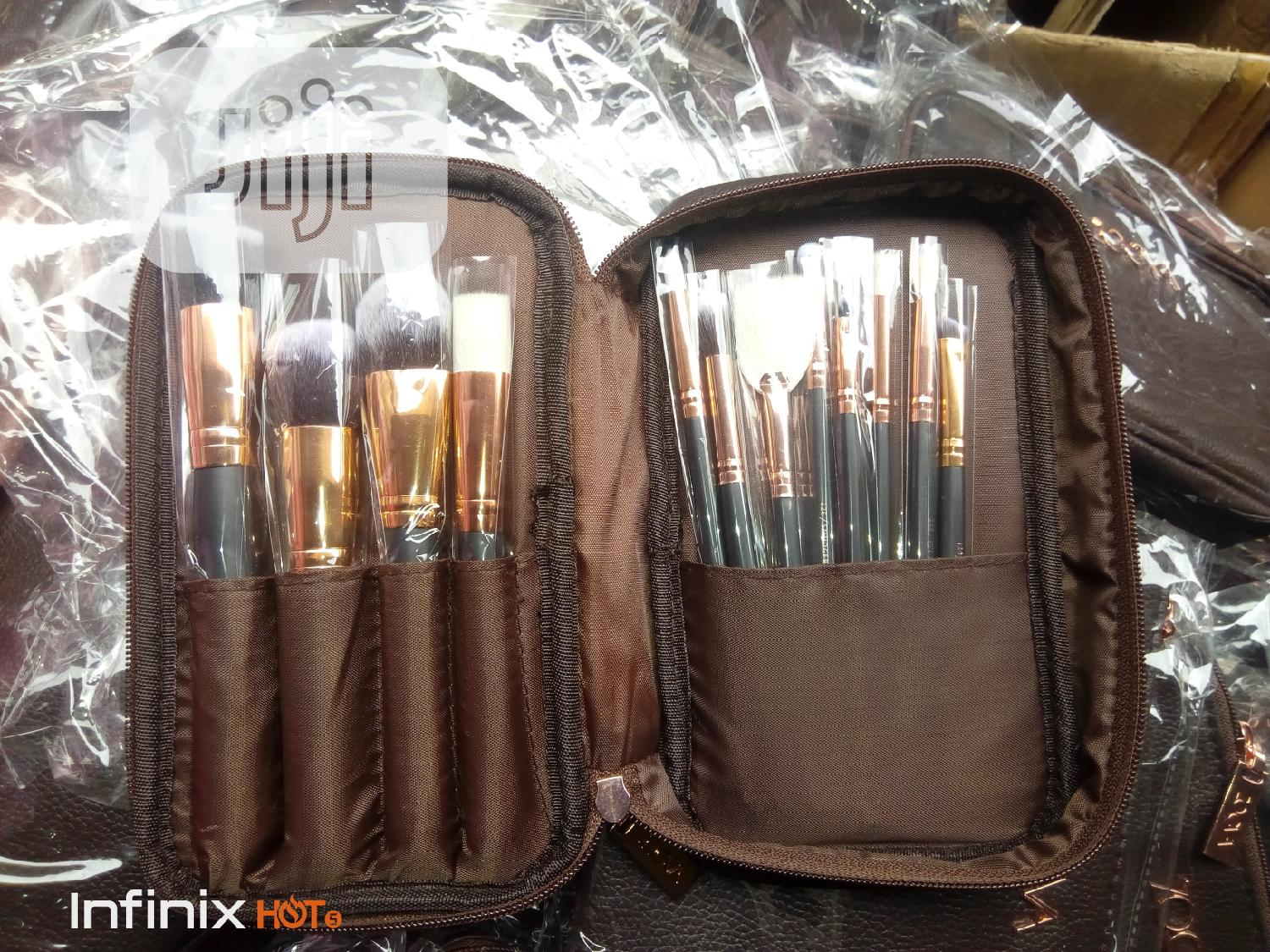 Zoeva Brush Set by 12 | Makeup for sale in Amuwo-Odofin, Lagos State, Nigeria