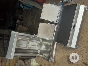 Gas Shawarma Machine And Toaster Grill   Restaurant & Catering Equipment for sale in Lagos State, Ojo