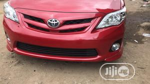 Toyota Corolla 2013 Red | Cars for sale in Lagos State, Isolo
