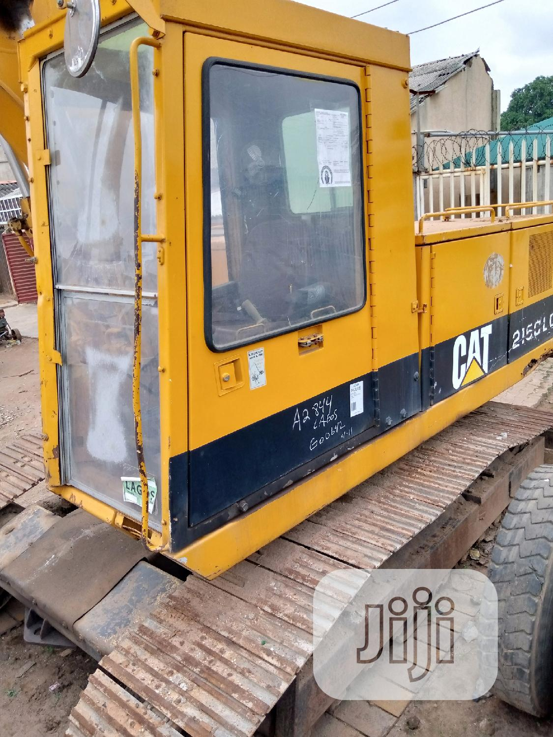Caterpillar Excavator, Very Clean | Heavy Equipment for sale in Alimosho, Lagos State, Nigeria