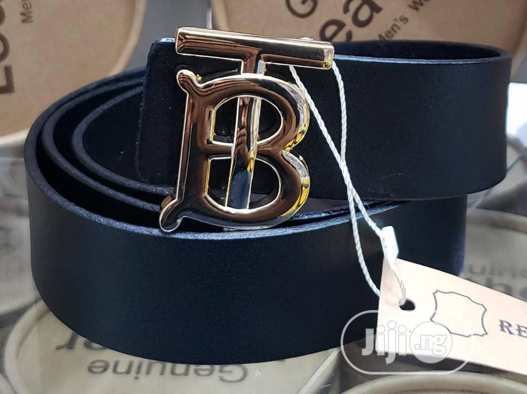 BT Leather Belts