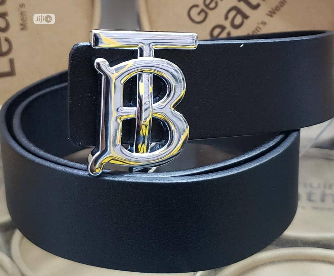 BT Leather Belts | Clothing Accessories for sale in Surulere, Lagos State, Nigeria
