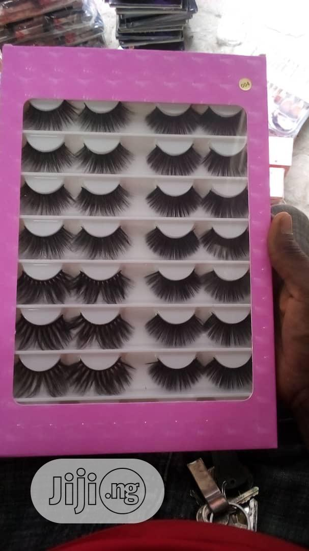Pure Human Hair Lashes in Ojo - Makeup, Chy | Jiji.ng for sale in Ojo | Buy  Makeup from Chy on Jiji.ng