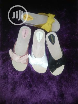 Jelly Jelly Rubber Wedge Slippers Available | Shoes for sale in Lagos State, Kosofe