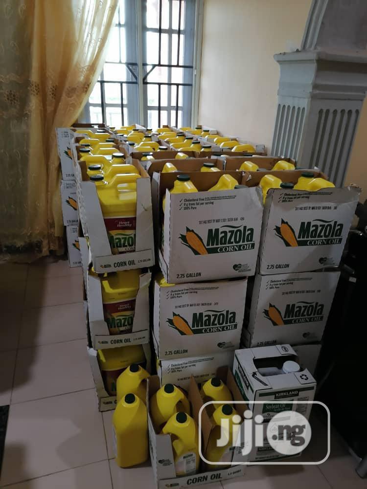 Archive: Mazola Corn Oil