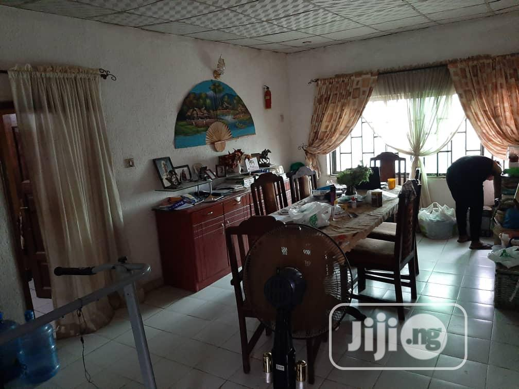 Archive: Awoooooof 3 Bedroom Flat With A Room BQ For Sale In Gwarimpa