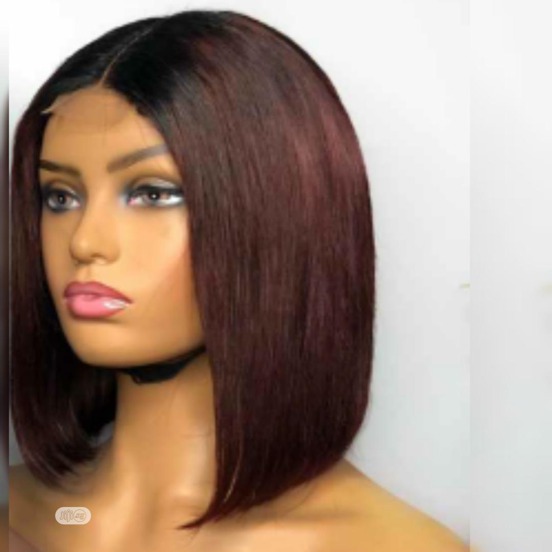 Affordable Human Hair Wigs | Hair Beauty for sale in Port-Harcourt, Rivers State, Nigeria