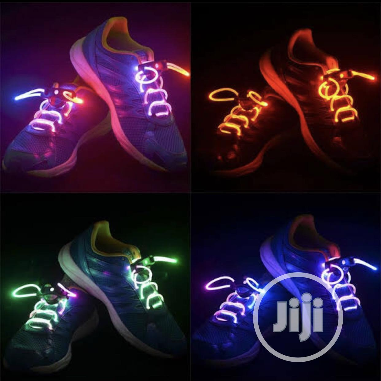 MUST Led Shoes Lace RGB Colors