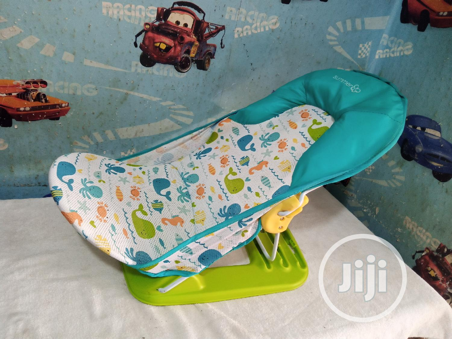 Tokunbo UK Used Recline Baby Bath   Baby & Child Care for sale in Ikeja, Lagos State, Nigeria