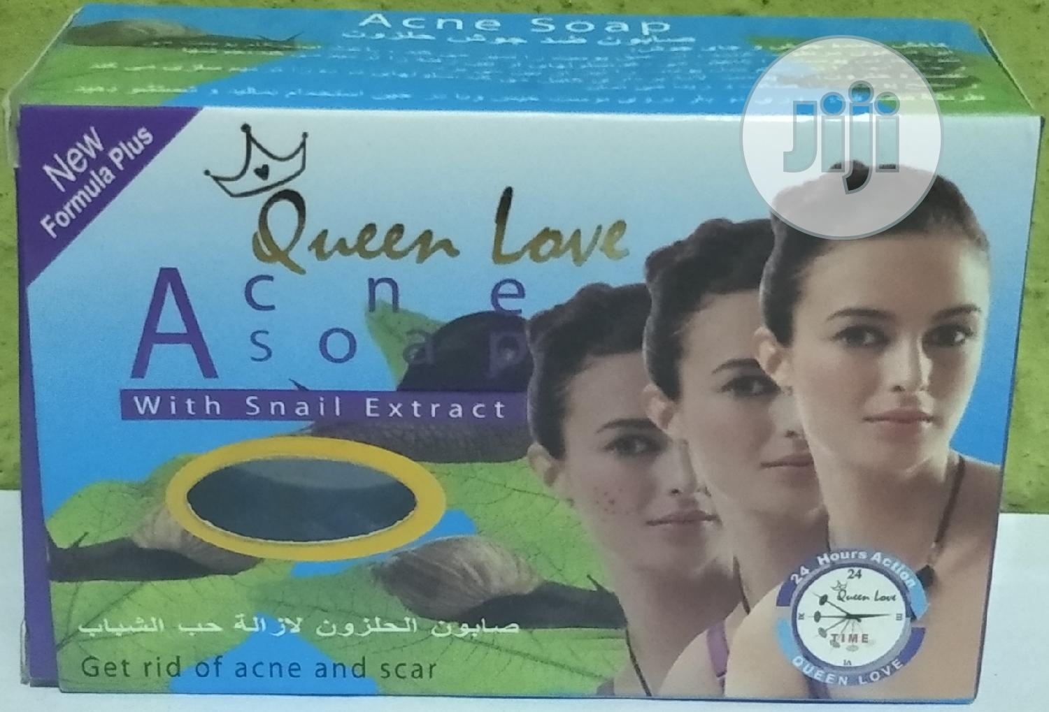 Acne Soap, With Snail Extract