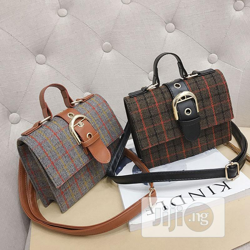 Retro Hong Kong Style Sub-bags Women | Bags for sale in Enugu, Enugu State, Nigeria