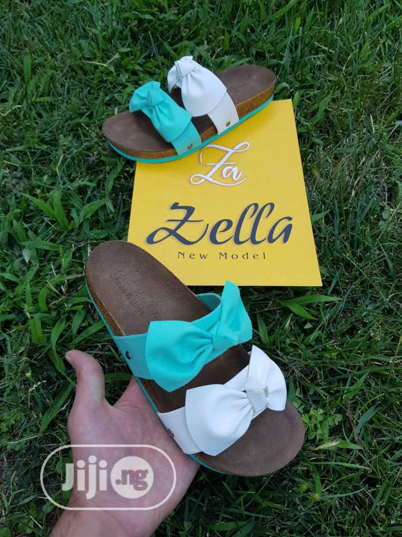 High Quality Designer Turkey Slippers From Home Of Zella