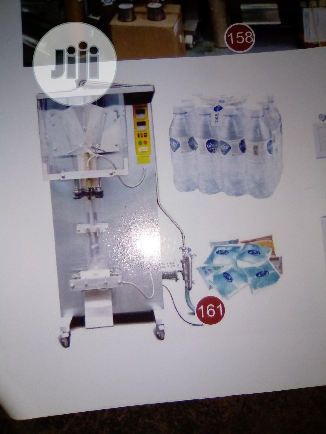 Pure Water Sealing Machine