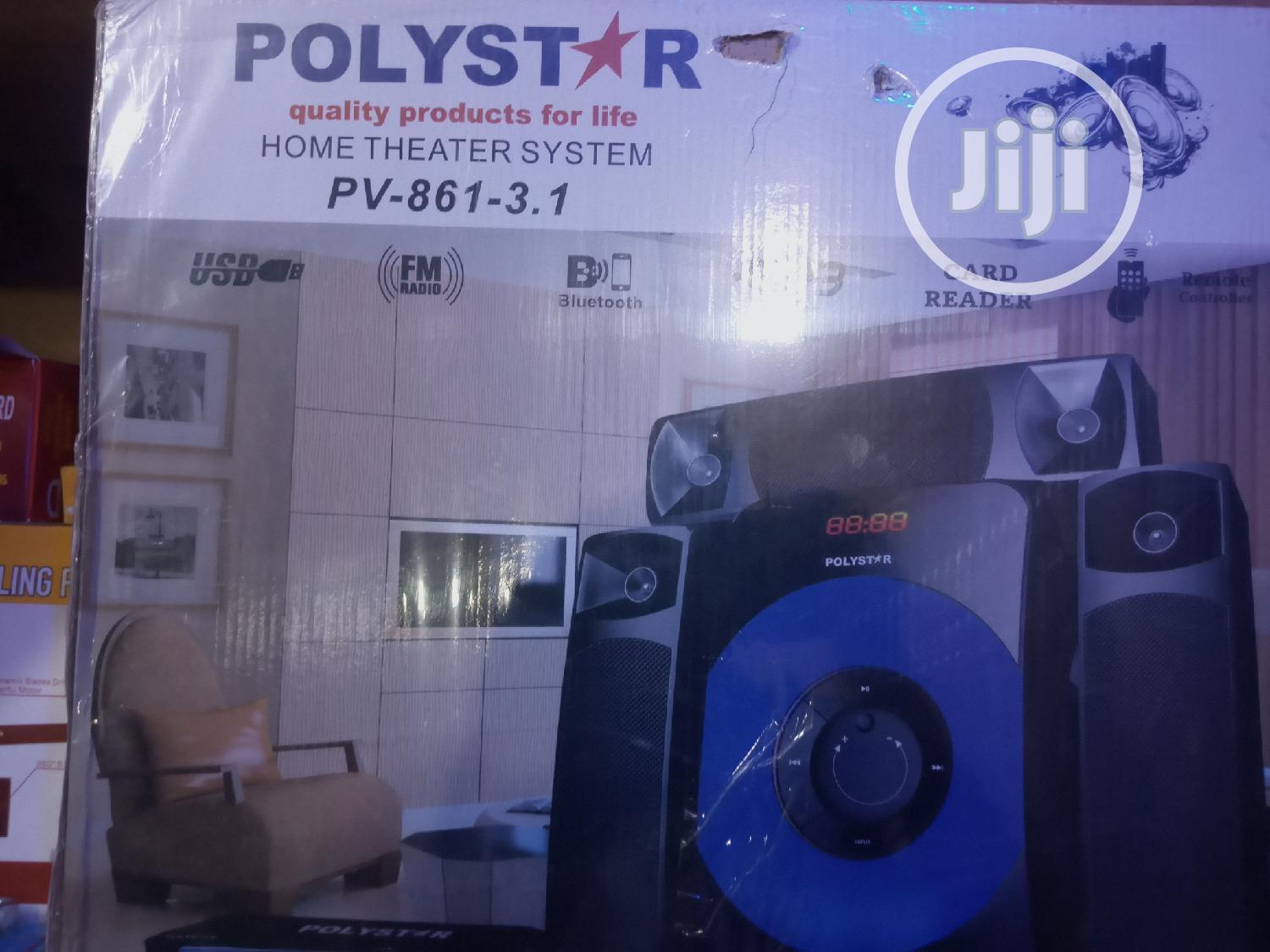 Home Theater System | Audio & Music Equipment for sale in Wuse, Abuja (FCT) State, Nigeria