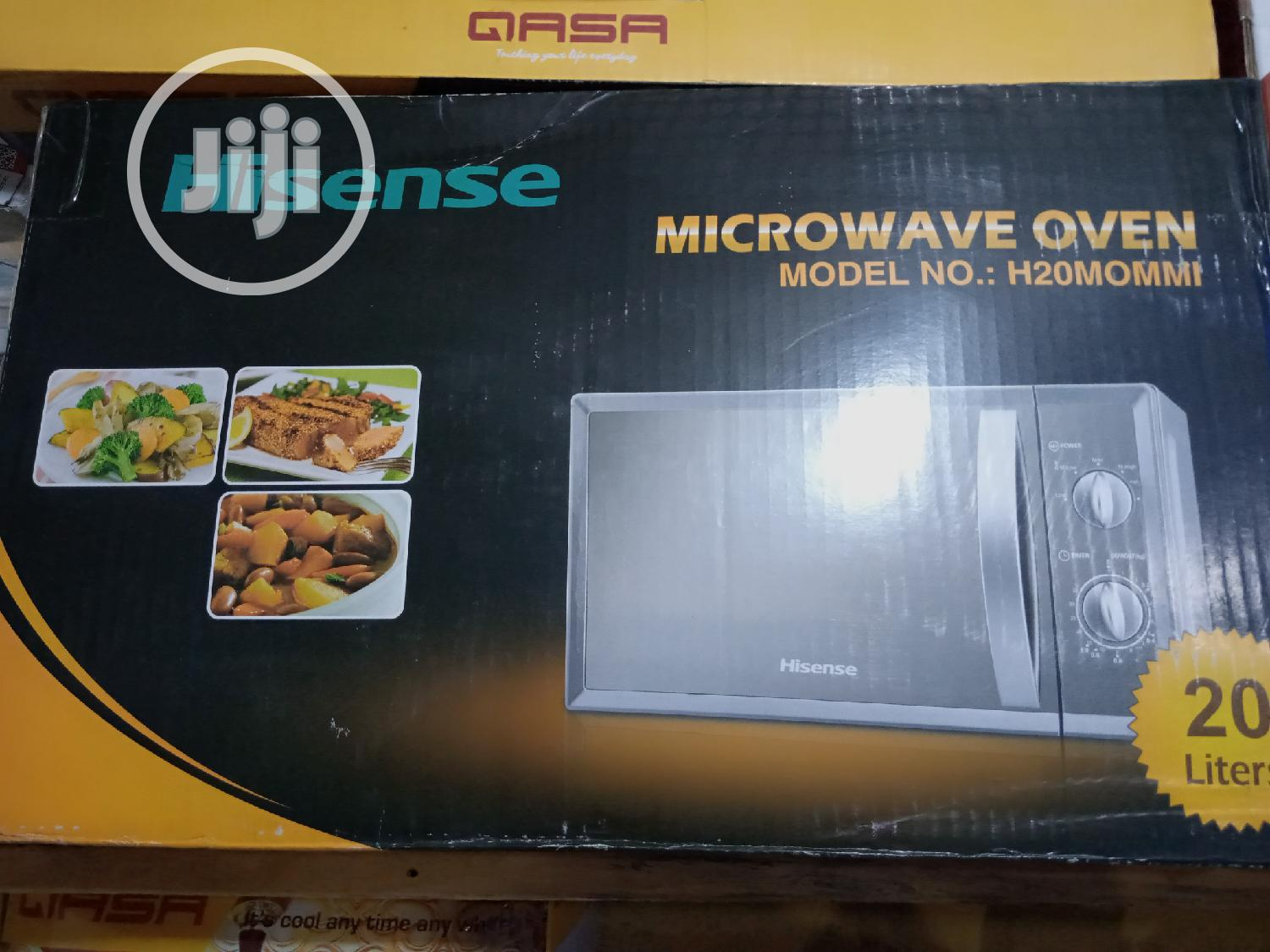 20 Liter Microwave Oven