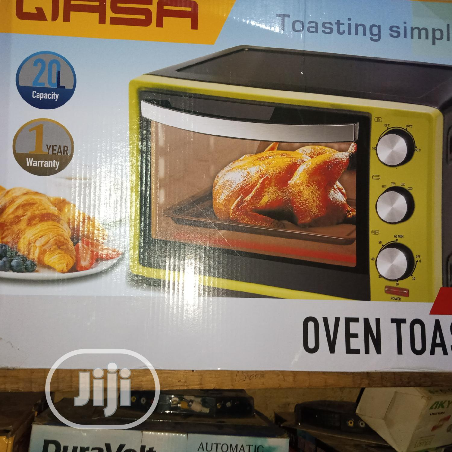 Archive: Gasa Oven Toaster