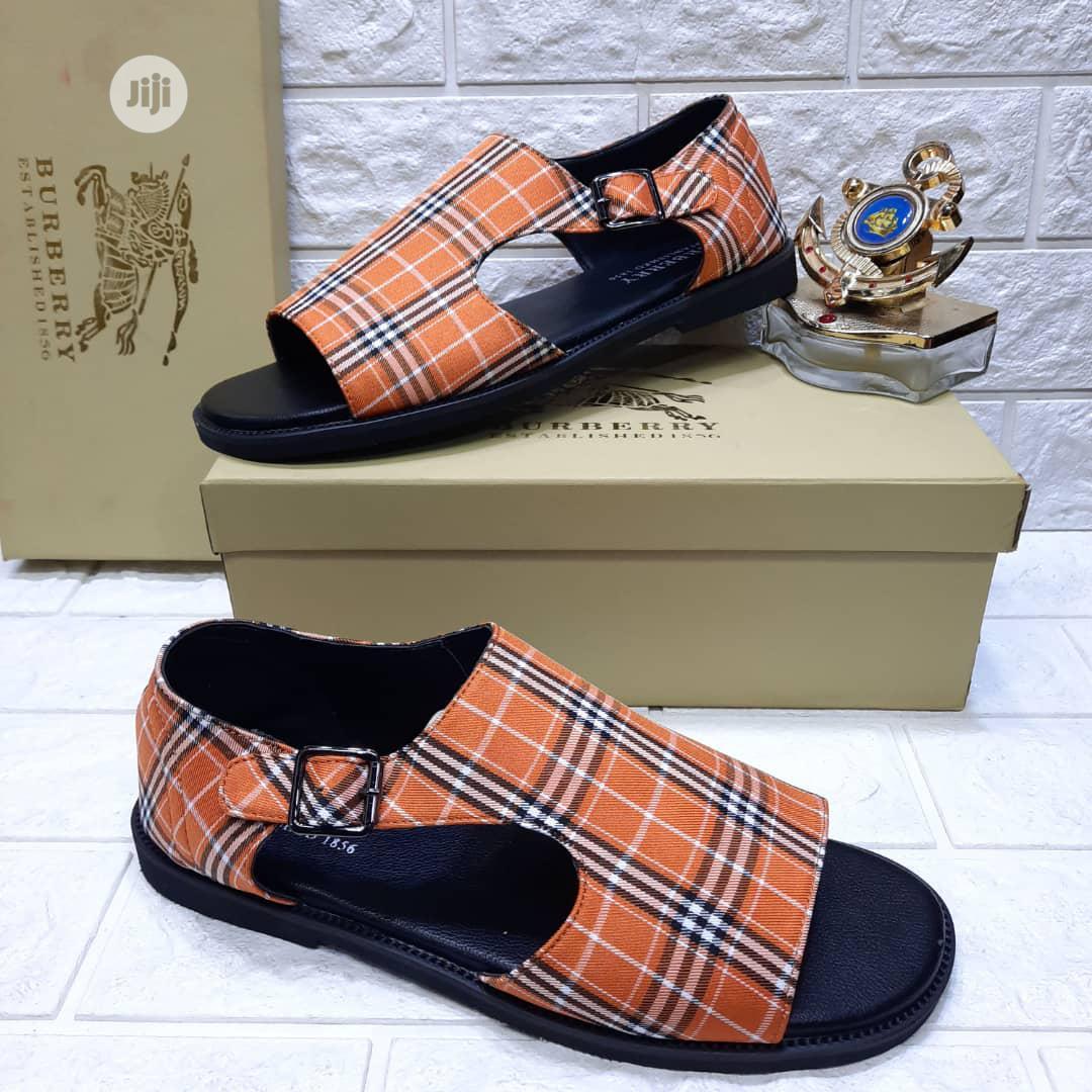 Burberry Men's Sandals