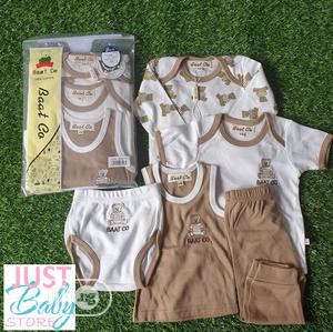 Baat Co 100% Cotton Baby Unisex Set   Children's Clothing for sale in Lagos State, Ajah