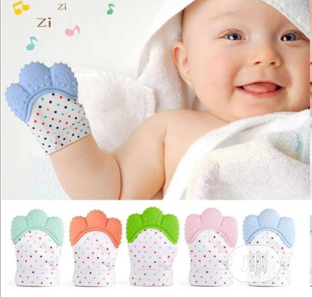 Teething Gloves For Baby