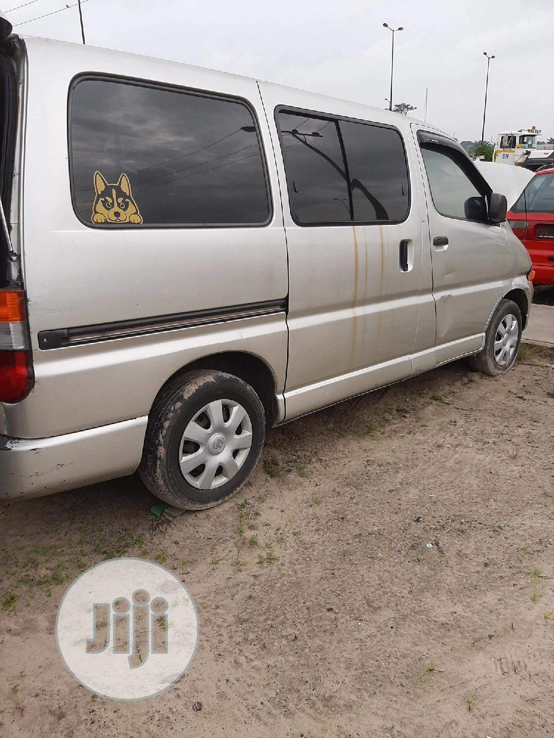 Toyota Hiace Bus 2003 for Sale   Buses & Microbuses for sale in Ojo, Lagos State, Nigeria