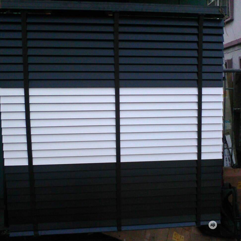 Archive: Wooden Window Blind
