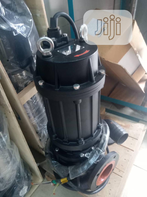 Original Sewage Pump | Plumbing & Water Supply for sale in Maryland, Lagos State, Nigeria