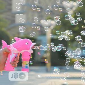 Cute Fun Bubble Gun | Toys for sale in Lagos State, Lekki