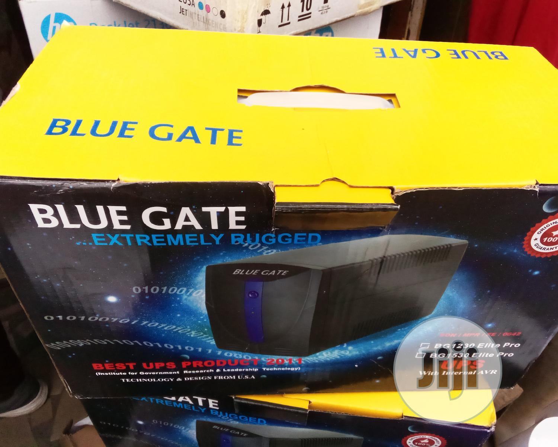 Blue Gate 1.2kv UPS