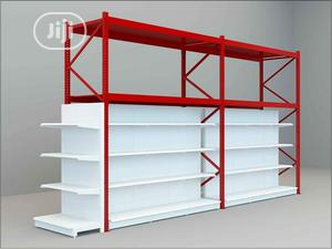 Excellent Metal Storage Shelf | Store Equipment for sale in Lagos State, Agboyi/Ketu